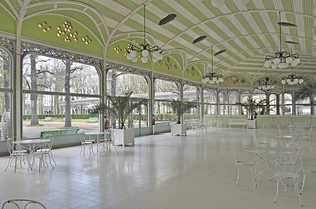 Vichy centro termal